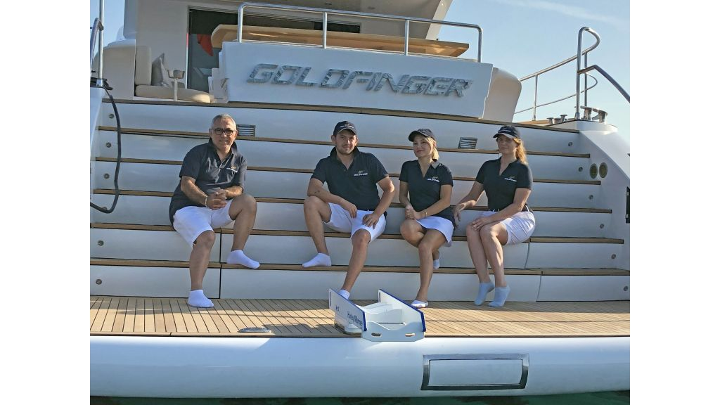 Goldfinger Luxury Motor Yacht (29)