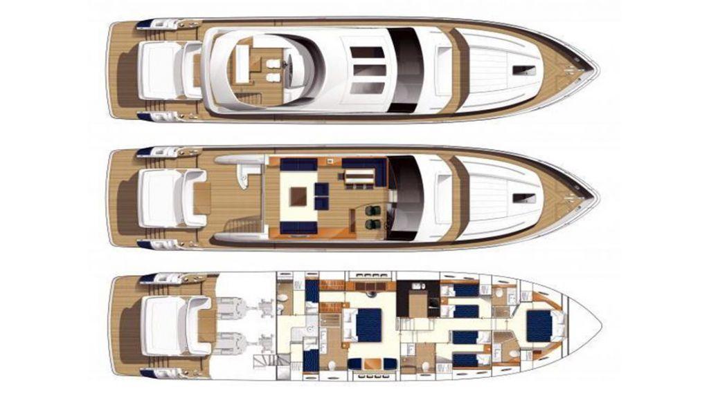 Prıncess v85 For charter (15)