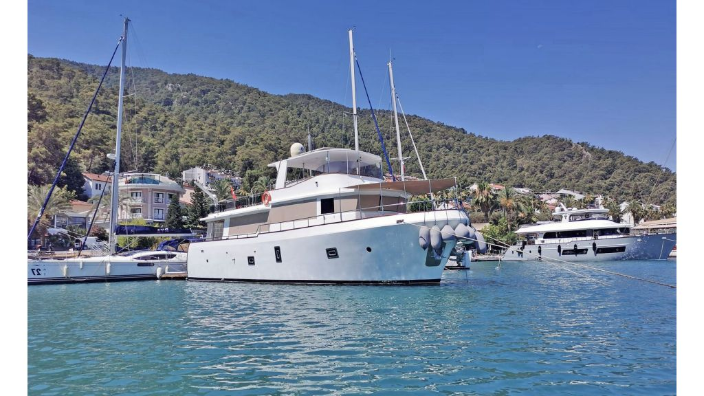 20m Used Trawlers For Sale (58)