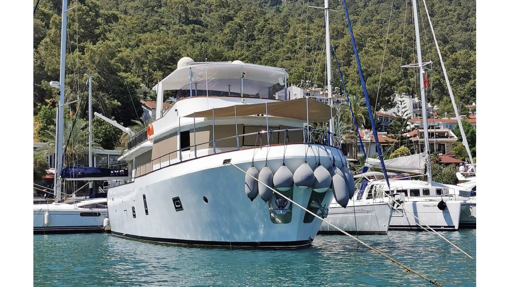 20m Used Trawlers For Sale (59)