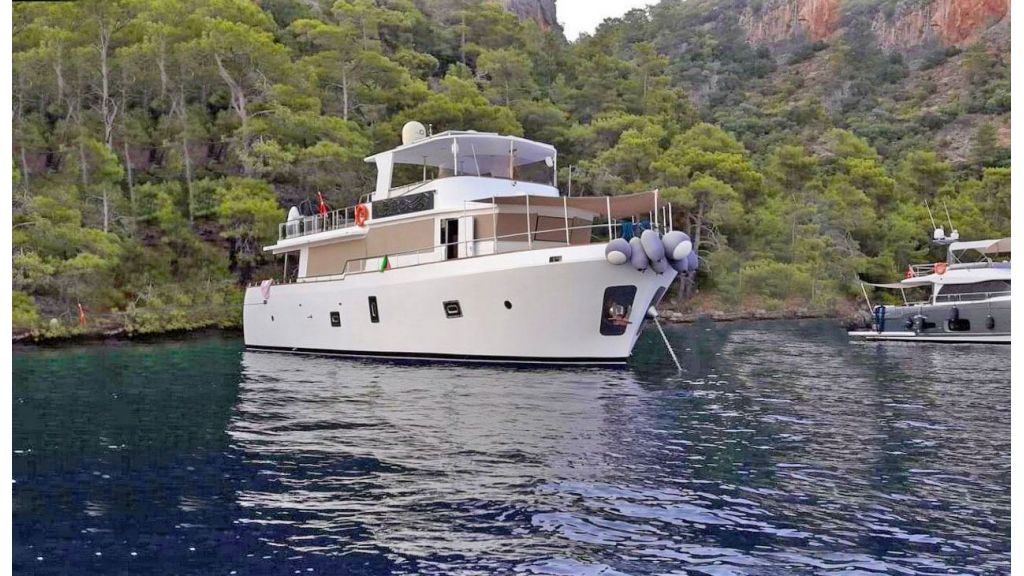 20m Used Trawlers For Sale