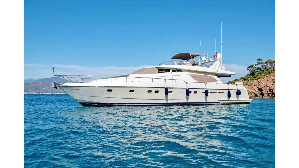 Hurrem Luxury Motor Yacht (8)