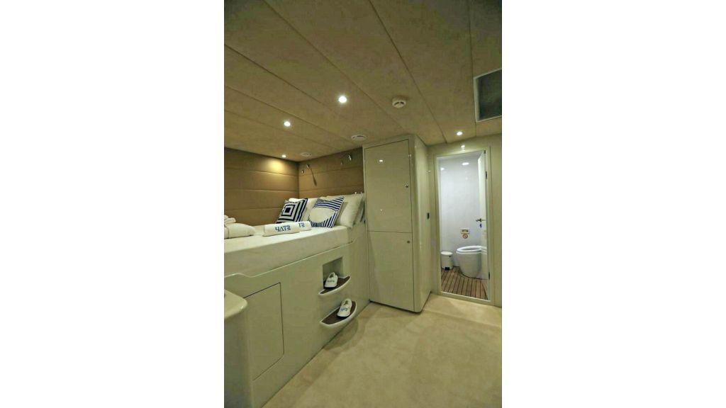 Klas luxury power catamaran (20)