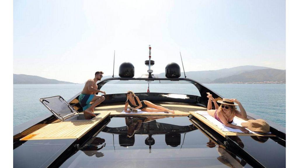 Klas luxury power catamaran (28)