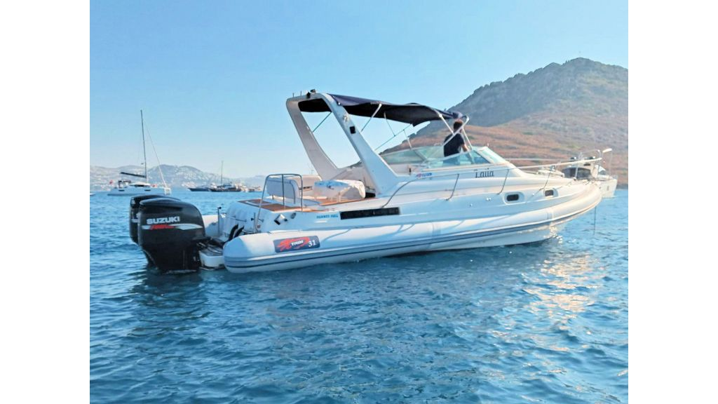 Laila Zodiac Boat Bodrum (2)