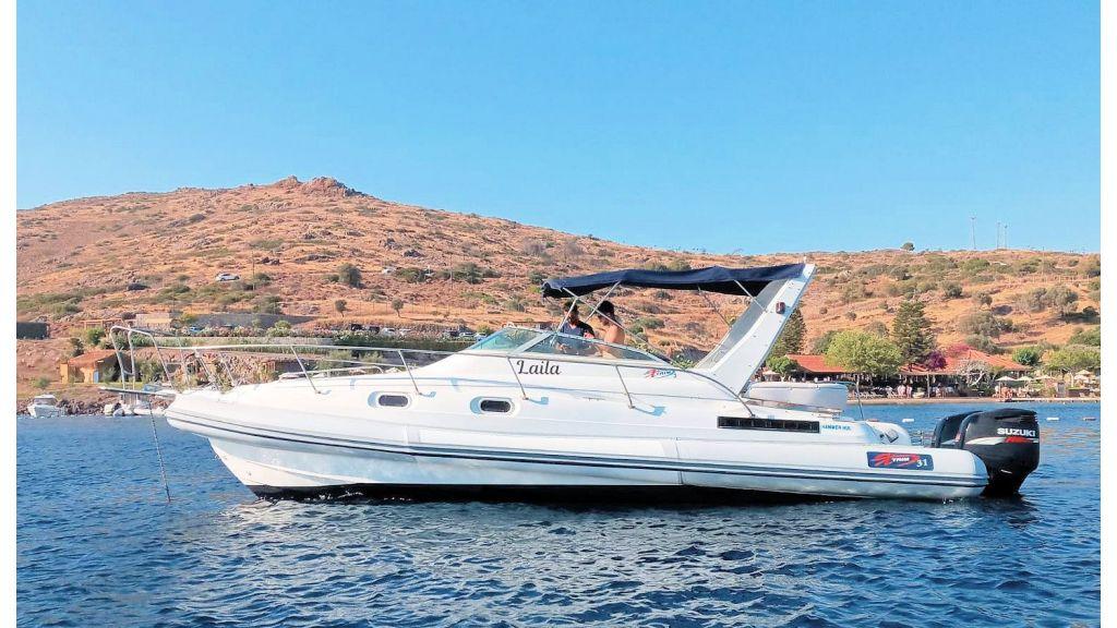 Laila Zodiac Boat Bodrum (3) - master
