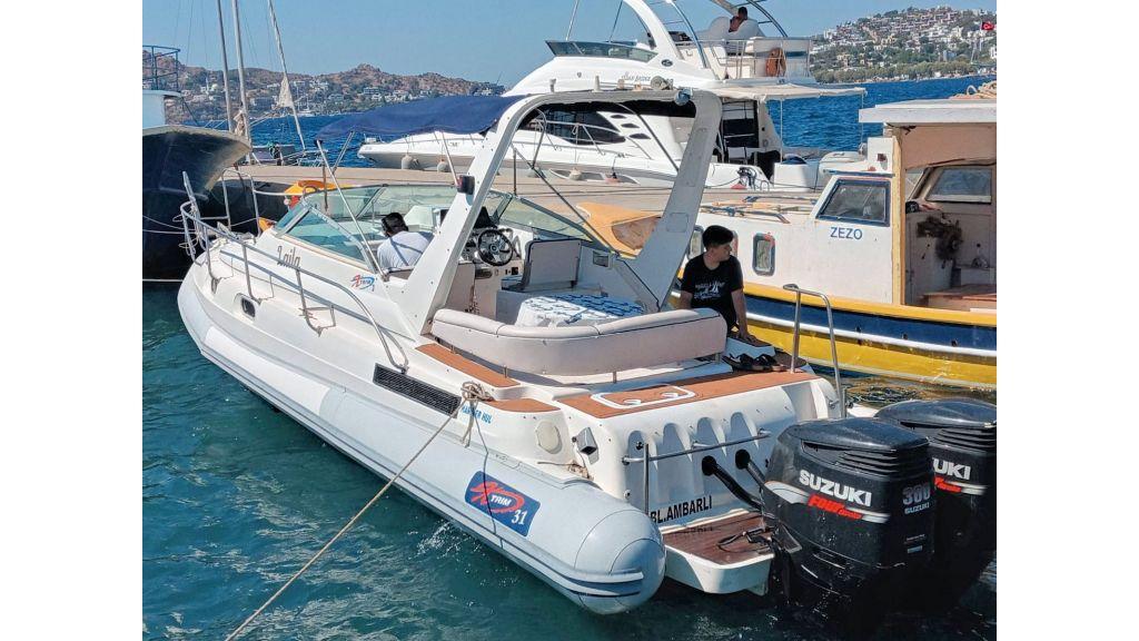 Laila Zodiac Boat Bodrum (4)
