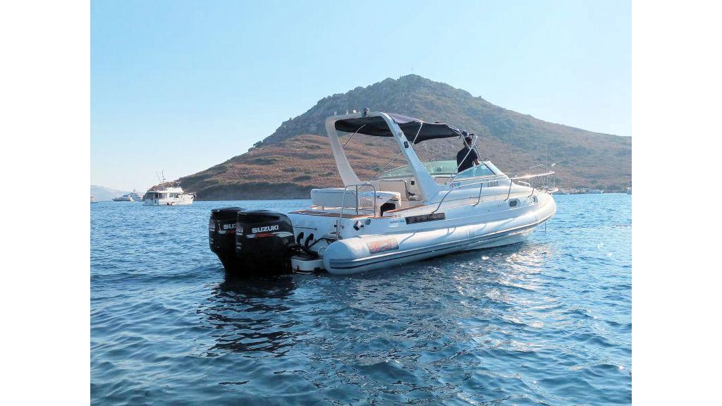 Laila Zodiac Boat Bodrum (5)