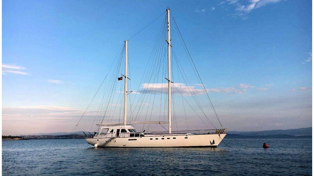 Sailing Yacht Eloa, Sailing Yacht Eloa