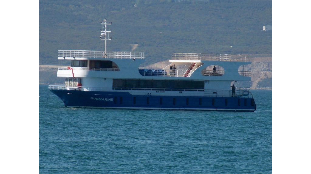 Glass Bottom Submarine (31)