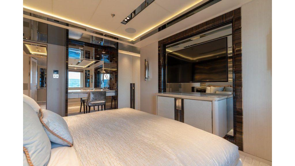 Lower Deck Guest Cabin 2