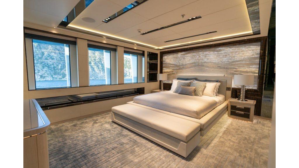 Lower Deck Guest Cabin 3