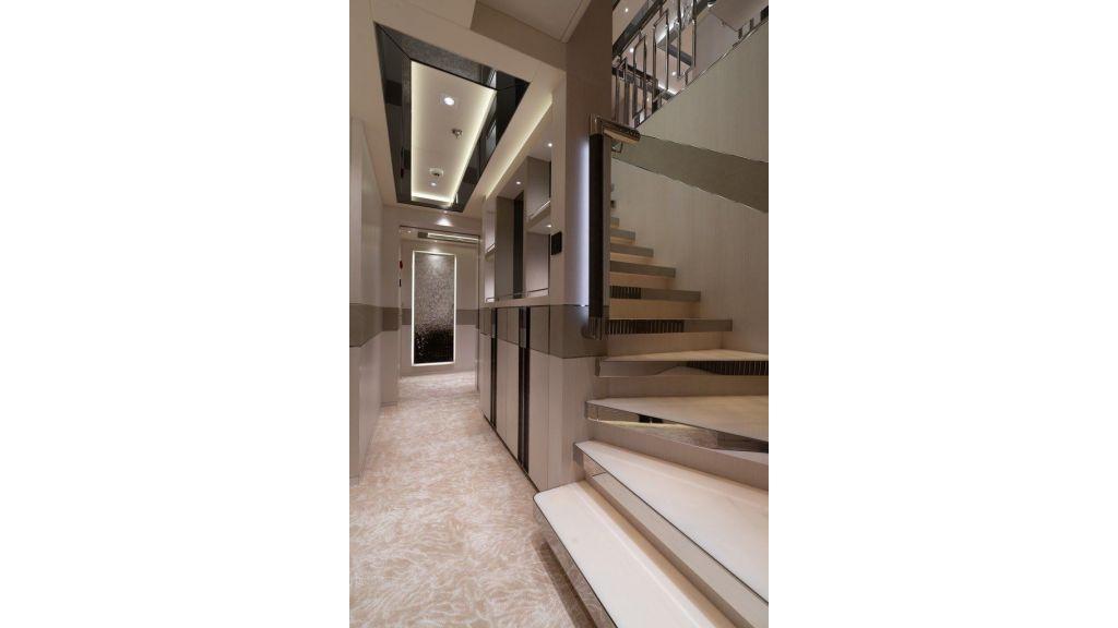 Lower Deck Lobby