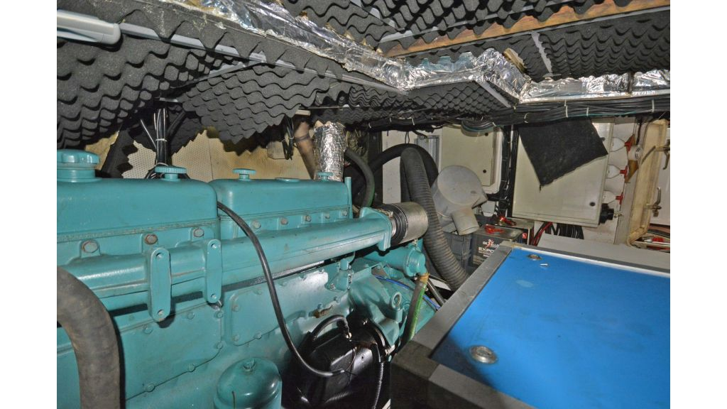 sailing yacht for sale engine (6)