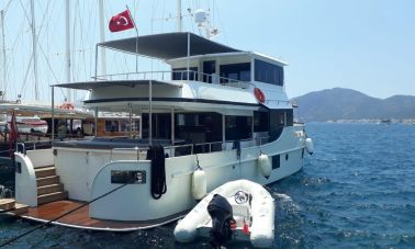 Trawler boat for sale master (3)