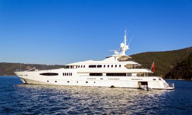 Megayacht For Sale