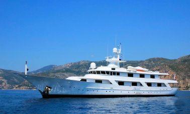 Megayacht For Sale