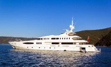 58 M MEGAYACHT FOR SALE Mega Yacht For Sale