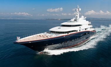 NIRVANA SUPER YACHT Super Yacht For Sale Master