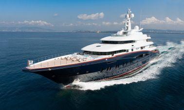 NIRVANA SUPER YACHT Super Yacht For Sale Master