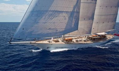 Luxury Sailing Yacht For Sale 1